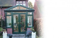 PVCU Gable End Conservatories image