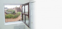 PVCU Tilt and Turn Windows image