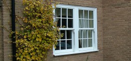 PVCU Vertical Sliding Windows image