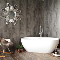 Swish Marbrex Fired Earth Bathroom Wall Cladding image
