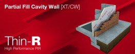 Thin-R Partial Fill Cavity Wall image
