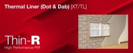Thin-R Thermal Liner - Dot & Dab image