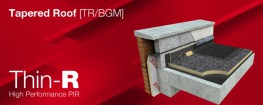Thin-R Tapered Roof - TRBGM image