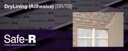 Safe-R DryLining - Adhesive Fixed image