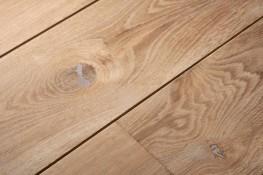 Unfinished Oak Flooring image