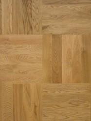 Oak Parquet Flooring image
