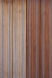 Garapa Hardwood Decking image