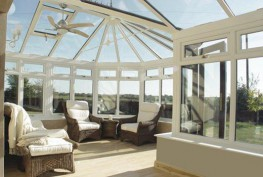 SGG PLANITHERM 4S is a new concept glass for conservatories that has both high performance low-e properties but also solar control. Use of SGG PLANITHERM 4S throughout a conservatory maximises the chances of being cool in the summer and warm in the winter. As ...