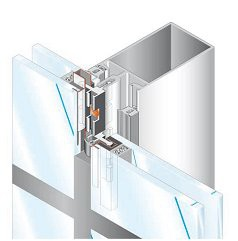 VARIO is a patented double-glazed unit, used in structural glazing, which gives external facades an attractive, flush appearance. Simply screwed onto the sub-frame, VARIO fulfils all national safety requirements. The European Technical approval [ETA-10/0362] w...