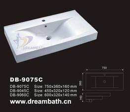 Vanity Bathroom Basin image