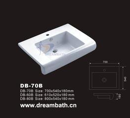 Vanity Bathroom Sink image