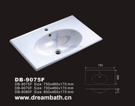 Ceramic <strong>Vanity</strong> <strong>Basin</strong> image