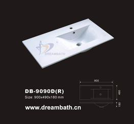 Ceramic Sink Vanity image