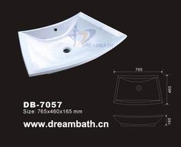 Ceramic Washbasin image