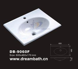 Ceramic Vanity Sink image