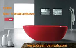 The Swale Bathtub with Ball & Claw Feet
