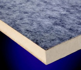 EcoTherm's  5 in 1 flat roofing insulation board for use with any hot applied roofing system or adhered single ply system on metal, timber or concrete decks....