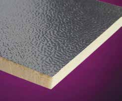 EcoTherm Insulation have developed products designed specifically for use in semi-exposed soffits (car-parks, office or residential blocks and also basements).  PrO-Soffit and PrO-Soffit Plus are enhanced thermal insulation boards with Class O fire performance...