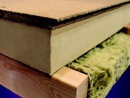 Tough, loft flooring insulation boards.  Eco-Loft pre-insulated loft decking can be used for insulating and generating storage space in a one board application....