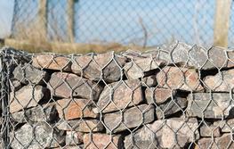Gabion Stone Gabion Basket Aggregate - Neogem