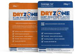 Dryzone Renovation Plasters image