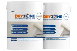 Dryzone Mould-Resistant Emulsion Paint image