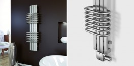 Reminiscent of its passionate Latino namesake. Contemporary design blends bold, angular columns with curvaceous tubular bars. Perfect marriage of performance and beauty....