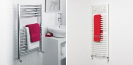 Chelmsford is a range of contemporary heated towel rails for kitchens and bathrooms. With premium quality 25mm tubes, it provides an unbeatable combination of style and value....