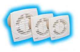Supply and install an RA10/4HT recessed axial toilet/bathroom/ shower-room fan as supplied by Vectaire Ltd, Lincoln Road, Cressex Business Park, High Wycombe, Bucks, HP12 3RH. The fan is to be suitable for installation, either in a ceiling, wall or window, and...