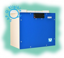 Supply and install a Vectaire WHHR125DC-Aera which gives low level, continuous ventilation to a kitchen and six other wet rooms. The unit should be for cupboard, loft or false ceiling installation and recover up to 93% of heat from extracted air separating the...
