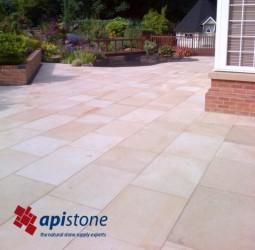 API Beige Sandstone Natural Stone - API Stone