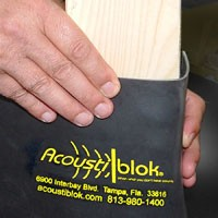 Acoustiblok® 6mm Sound Isolation Membrane - Intelligent Insulation