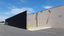 AcoustiFence Acoustic Membrane is an economical way to increase straight line attenuation and reduce outdoor noise.