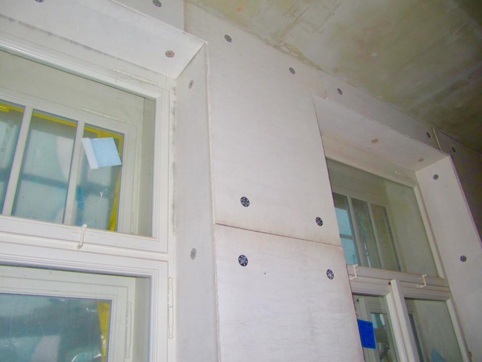 Thermablok Aerogel ThermaSlim Internal Wall Insulation System by