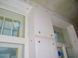 Thermablok Aerogel ThermaSlim Internal Wall Insulation System - Intelligent Insulation