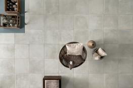 Terra Cement - Porcelain tiles image