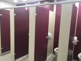 Nu-Edge Cubicle - Nu-Style Products Ltd