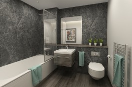 Perform Panel Oyster Marble - Decorative Wall Panel - Nu-Style Products Ltd
