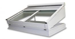 Modular Glass Rooflights Jet Cox Moduglass image