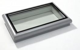 Modular Glass Rooflights Jet Cox Glasslight image