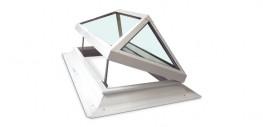 Modular Glass Rooflights Jet Cox Pyramid image