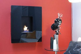 Azar Vertical Flueless Gas Fire image