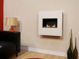 The LITEN is a smaller version of our flueless gas fire suitable for smaller rooms or for positioning on a smaller wall. The fire features all the same technology and design features as the Classico or Moderno models just with a smaller fascia. When fitted with the special deflector this fire is also suitable for mounting within a traditional fireplace surround. This must be done to strict guidelines.