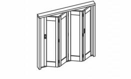 Interior Folding Pivotfold 35 - Brio UK