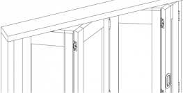 Interior Folding Centrefold 35 image