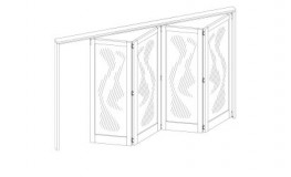 Interior Folding Interfold 35F - Brio UK