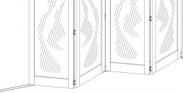 Interior Folding Interfold 35 image