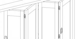 Interior Folding Endfold 75 image