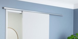 Straight Sliding Top Hung Zero Clearance 60 image