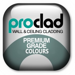 Proclad Premium Grade Colours - uPVC Internal Wall Cladding image